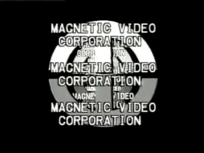 Magnetic Video Corporation (B&W, 1978)