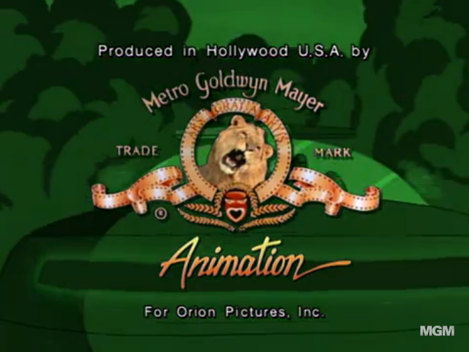 MGM Animation (1998) (RoboCop: Alpha Commando)