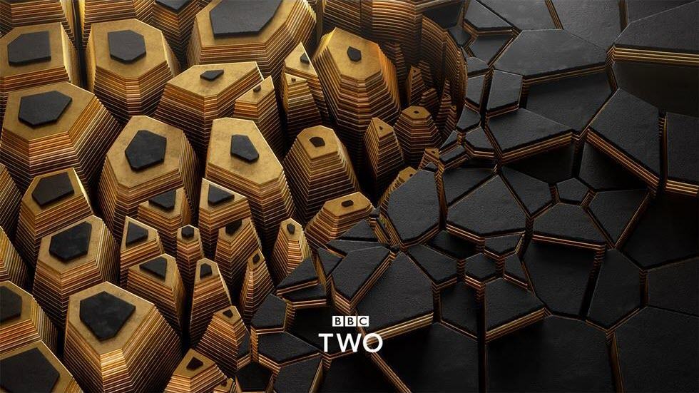BBC Two ID - Bold (2018)