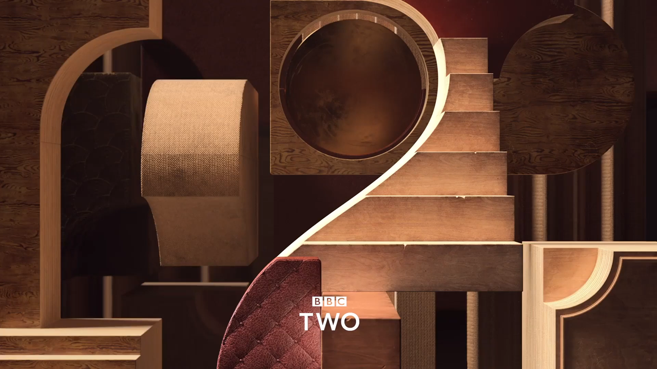 BBC Two ID - Thought-Provoking 2 (2019)