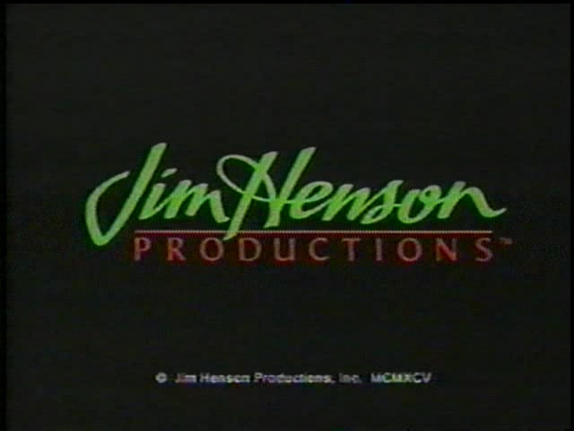 Jim Henson Productions (1995, with copyright)