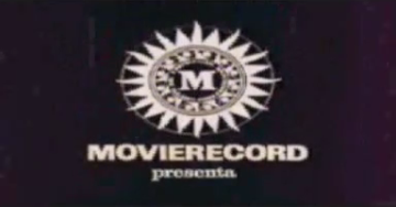 Movierecord Logo (Mid-Late 1960's)