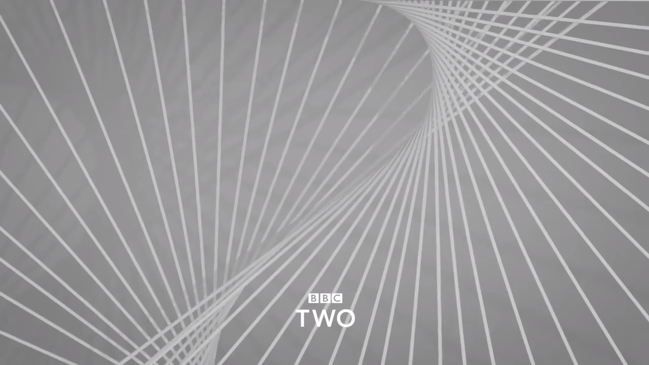 BBC Two ID - Sculpture (2018)