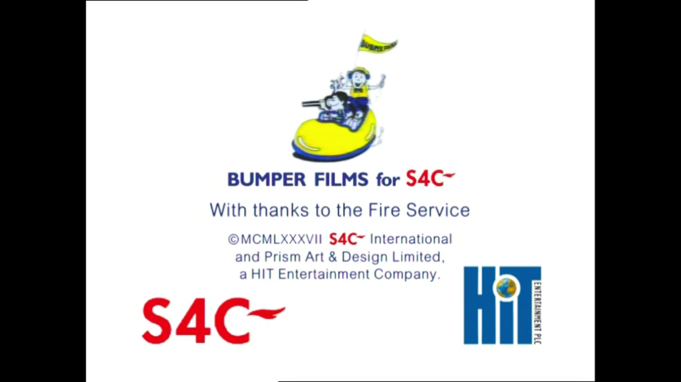 Bumper Films/S4C(3X)/HiT Entertainment PLC