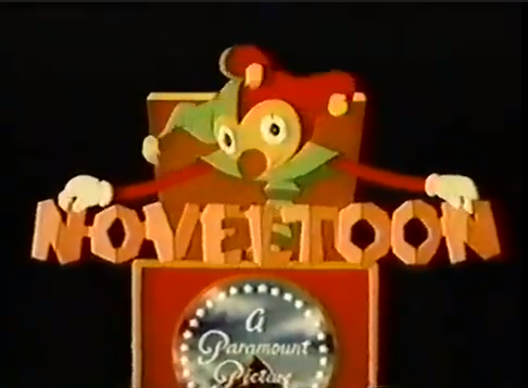 "Noveltoons ""Jack-in-the-box"" title (1954) - Part 2"