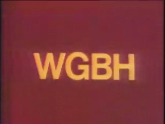 WGBH - Red variant [1 of 3] (1971)