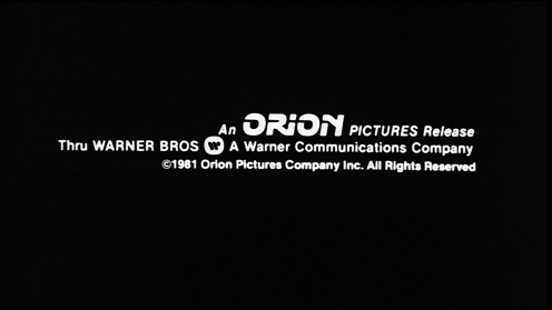 Orion Pictures/Warner Bros (1981)