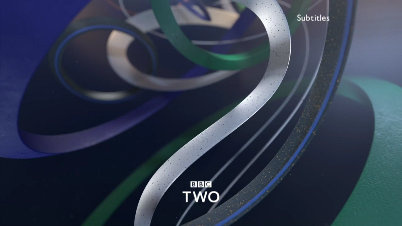 BBC Two ID - Intense (2019)