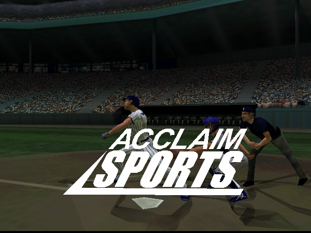 Acclaim Sports (1999) (All-Star Baseball 2000 Variant)