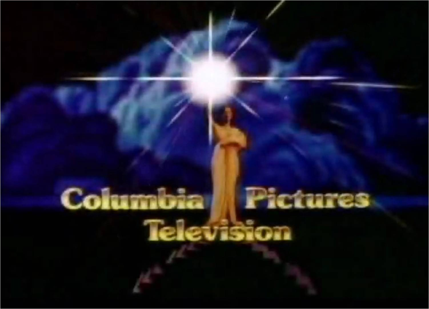 Columbia Pictures Television (1991, Blue-Gold)