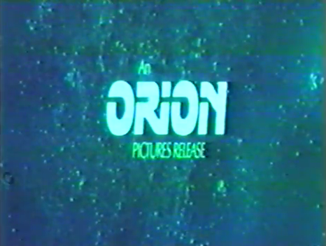 1980 Orion Pictures logo (1982 variant, First Blood)
