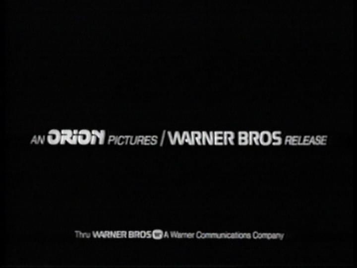 Orion/Warner Bros. (closing version, 1981)