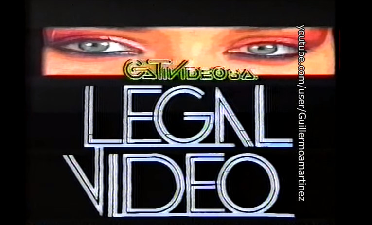 Legal Video (US, Late 1980s)