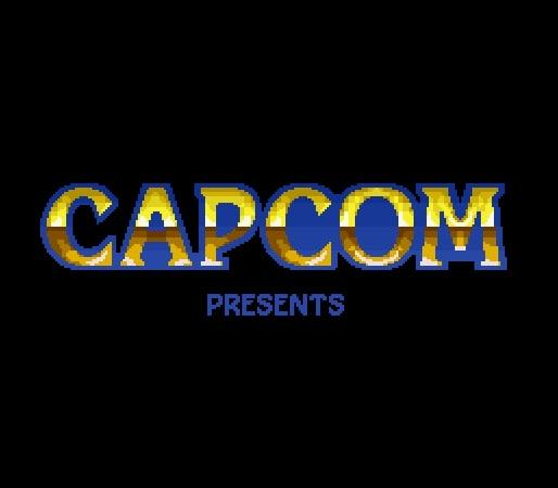 Capcom Closing Logos