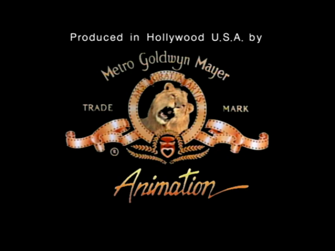 MGM Animation-The Lionhearts (1998)