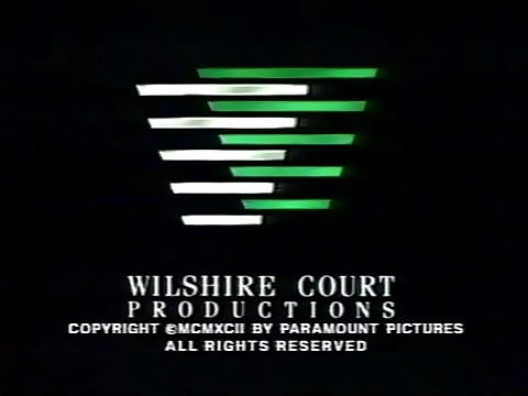 Wilshire Court Productions (1992, with the copyright stamp)