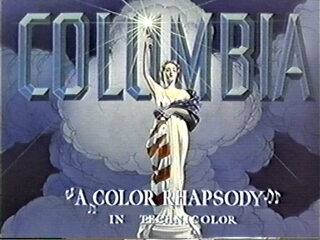 Columbia Torch lady (Color Rhapsodies ending 1938-1939)
