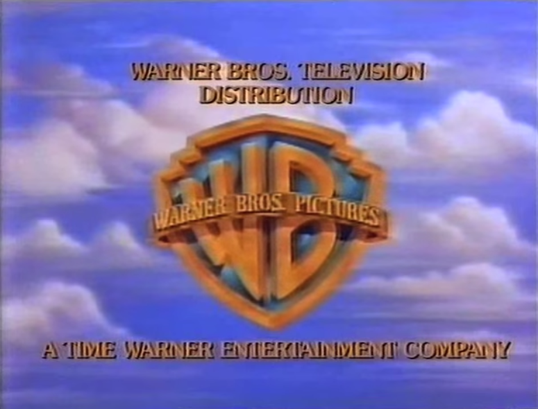 Warner Bros. Television Distribution *Alternate Font* (1993)
