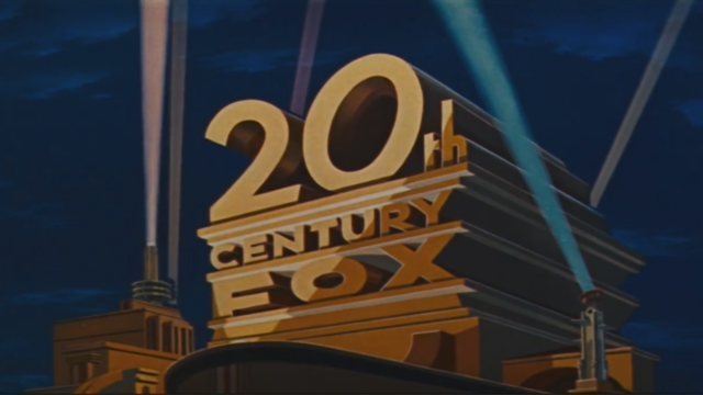 20th Century Fox - Aloha (International prints)