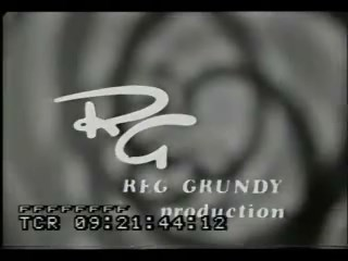 Reg Grundy Production 1973 (B&W)