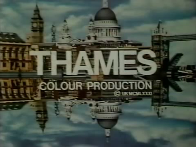 Thames Colour Production with copyright notice (1981)