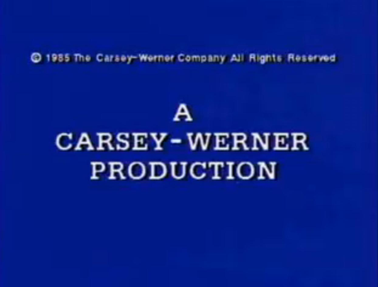 Carsey-Werner Productions (1985)