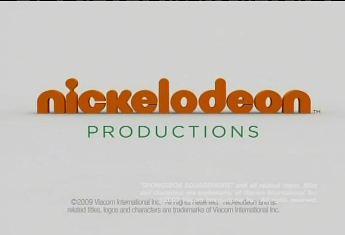 Nickelodeon Productions (2001/2009)