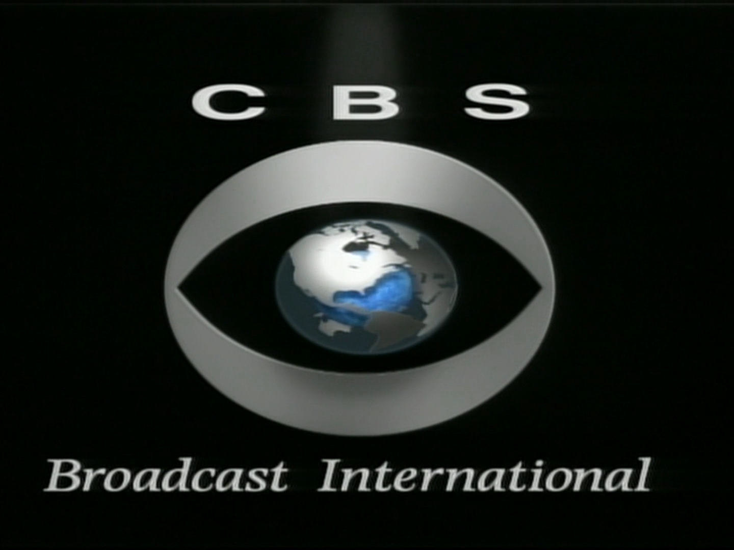 CBS Broadcast International (1995) (Stretched) (HD)