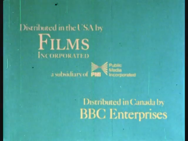 Films Incorporated (1970's-1980's) B