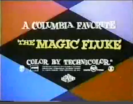 Columbia Cartoons Reissue Title (1950s, UPA variant)