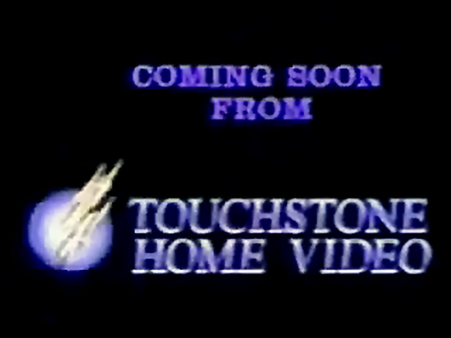"Touchstone Home Video (1986) with the ""CSF"" text"