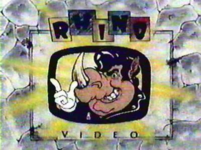 Rhino Home Video
