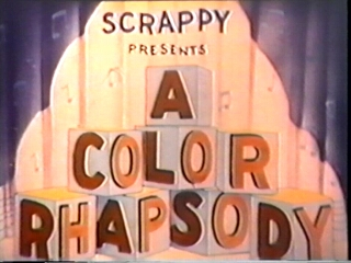 Color Rhapsodies opening (1935-1939)