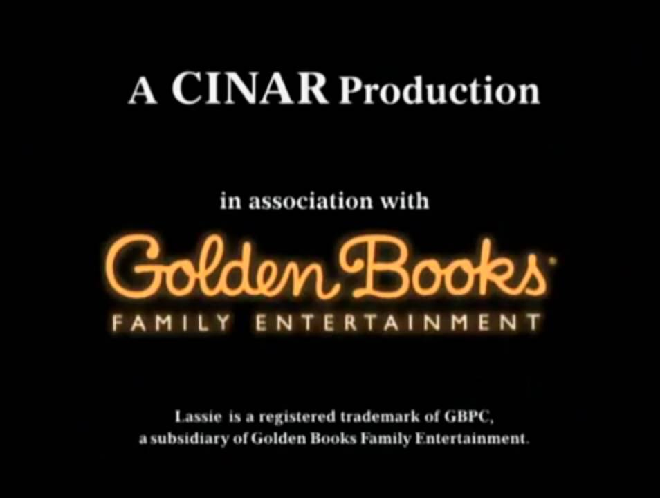 CINAR / Golden Books Family Entertainment (1997)