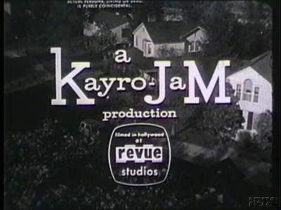 Revue Studios and Kayro-JaM 1960