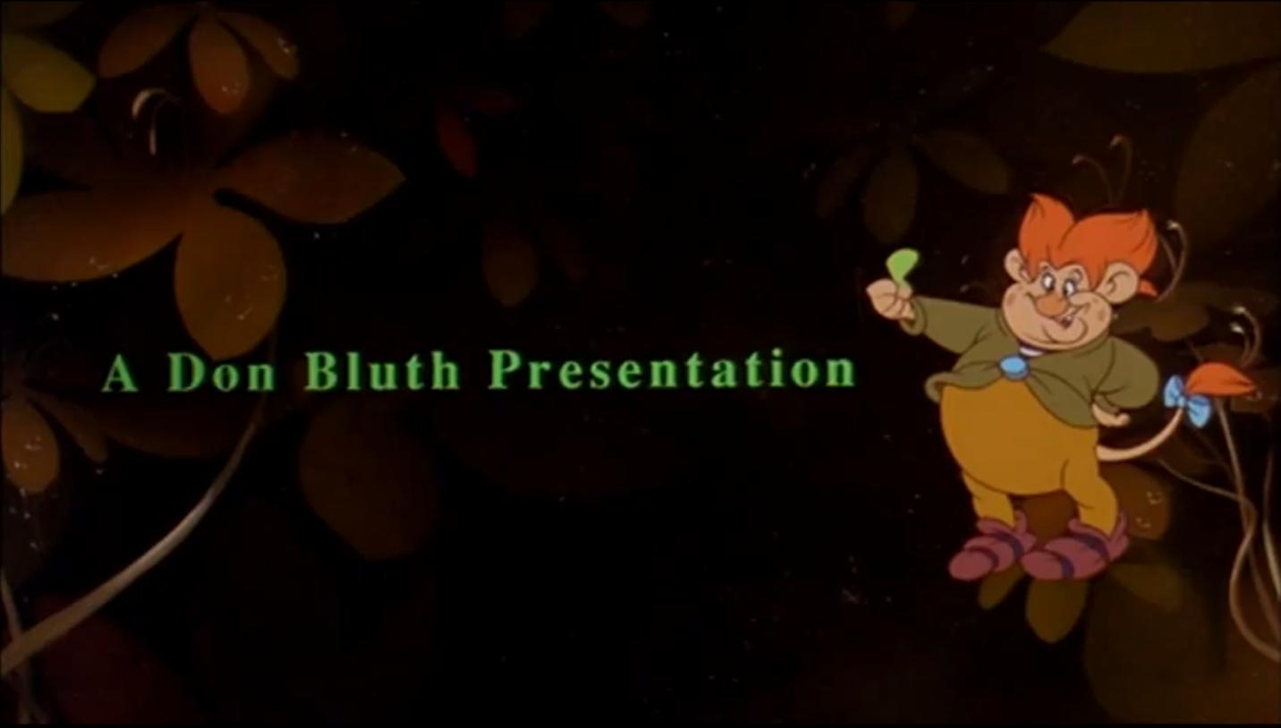 Don Bluth Limited (1994 B)