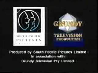 Grundy Television South Pacific