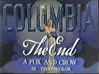 Fox and Crow Closing Title (1943-1946)