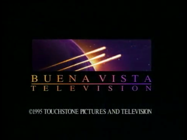 Buena Vista Television (1997) with 1995 Touchstone byline
