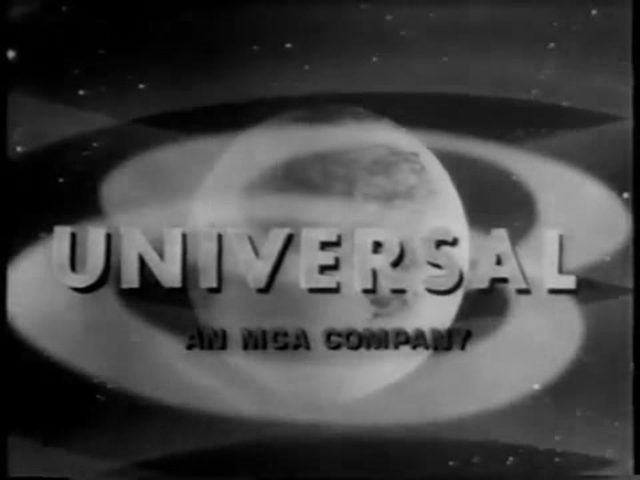 Universal Pictures (1971) *B&W*
