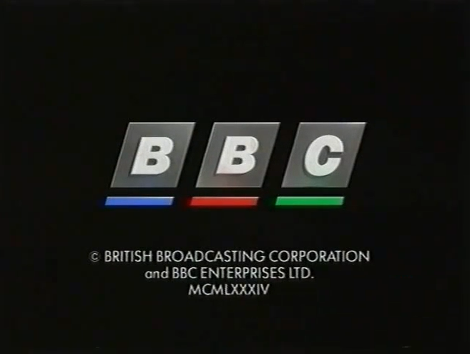 BBC Video Closing Ident (1984 Re-Release 1990)