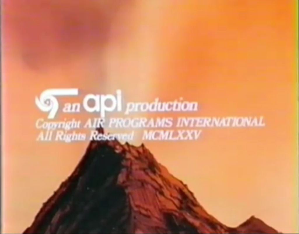 Air Programs International *In-credit* (1975)