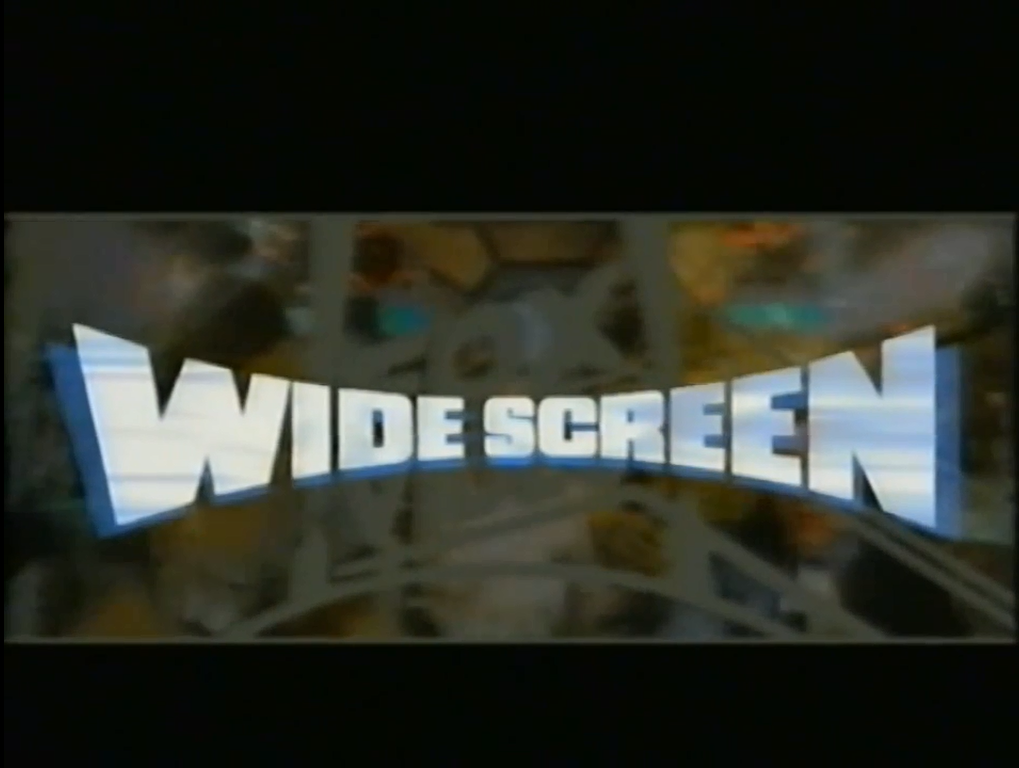 Fox Video Widescreen (1993, UK) The Abyss