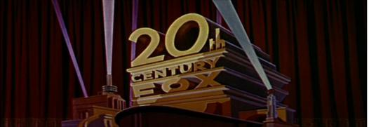 20th Century Fox (1952, The Robe variant)