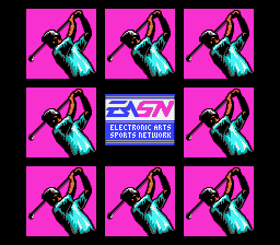 Electronic Arts Sports Network (1991) (Golf Variant)