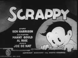Scrappy (1934-1939)