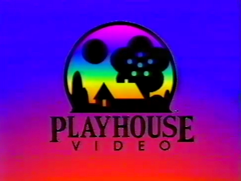 Playhouse Video (1985, Muppet Video variant)