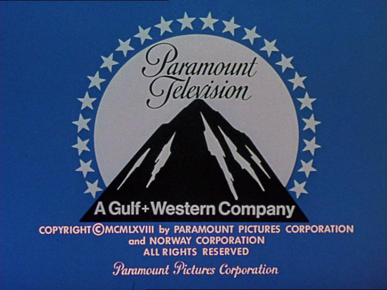 Paramount Television (Early 1968) C