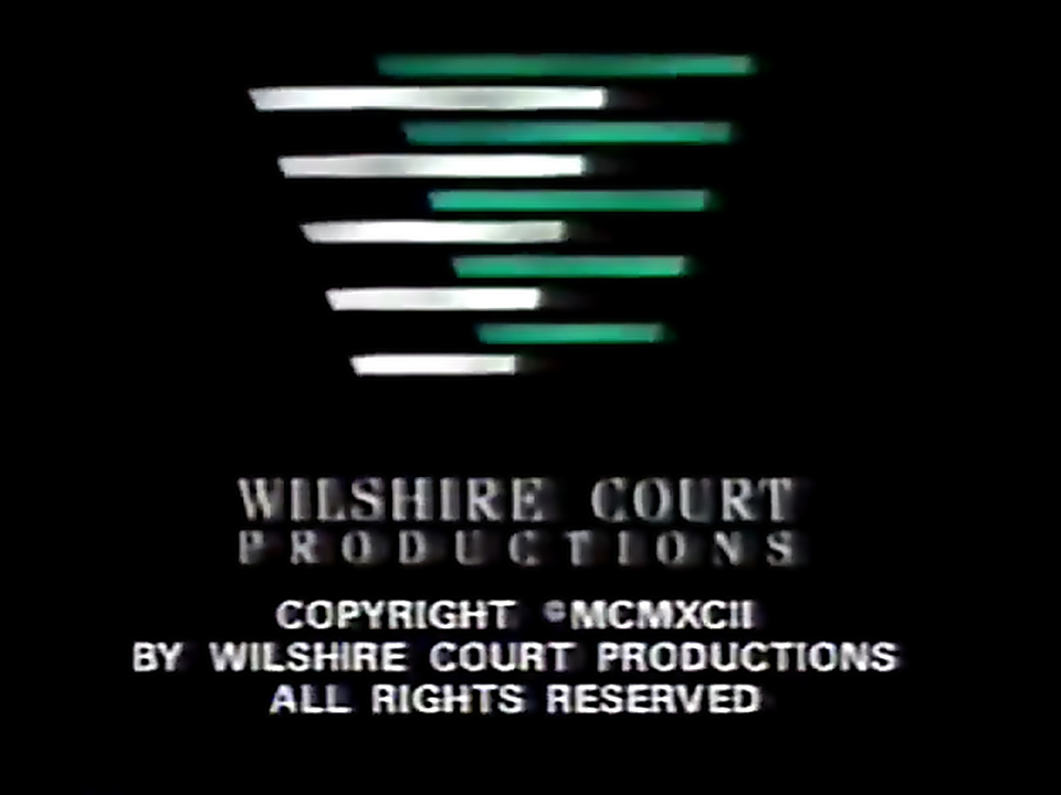 Wilshire Court Productions (1992) With copyright info