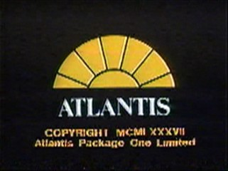 Atlantis with copyright (1987)
